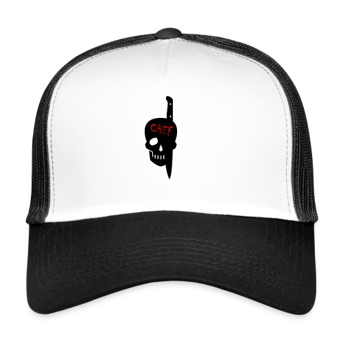 Chef_1 - Trucker Cap