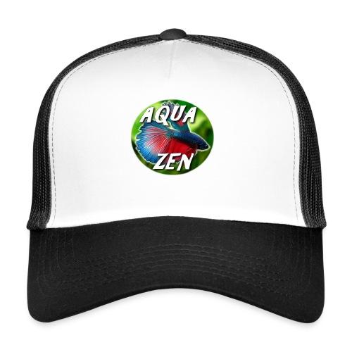 Aqua Zen - Trucker Cap