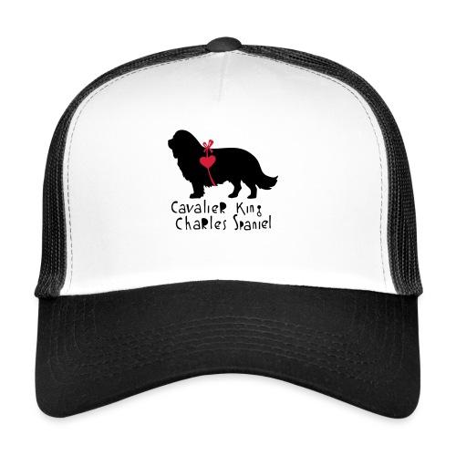 Cavalier Silhouette - Trucker Cap