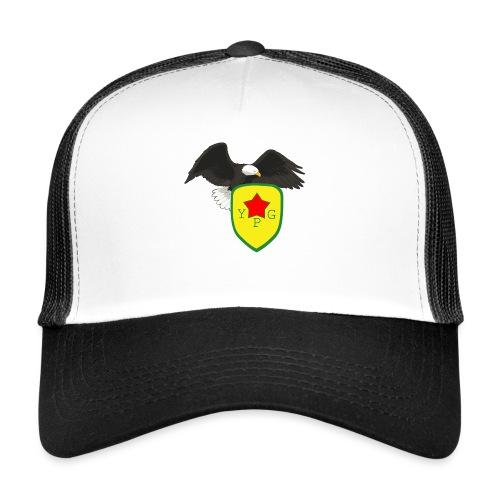 Mens Support YPG Hoodie - Trucker Cap