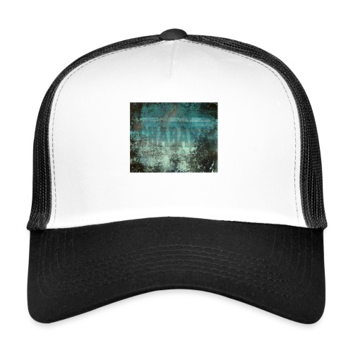 Shababa Tshirt - Trucker Cap
