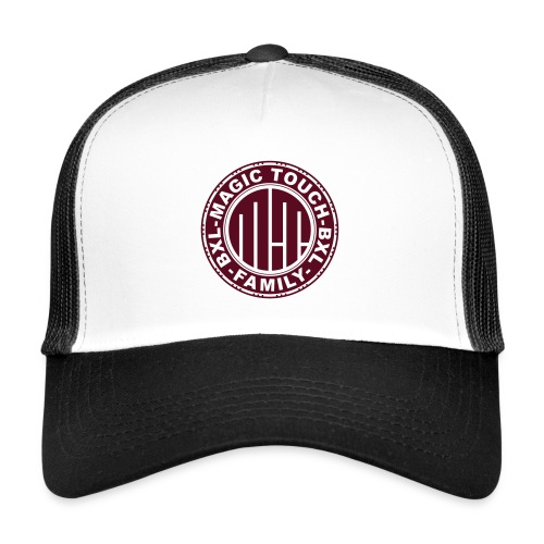 magic touch circle2 - Trucker Cap