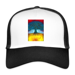 I Have In Me Fire - Trucker Cap