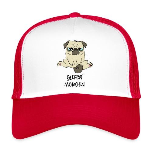 Vorschau: guten morgen hund - Trucker Cap