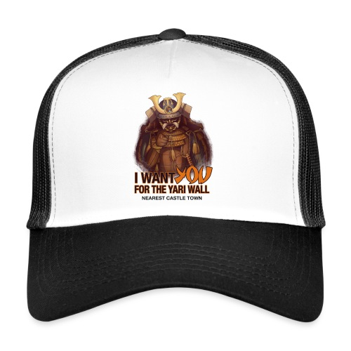 I FOR YOU FOR THE YARI WALL ACCESSORIES - Trucker Cap