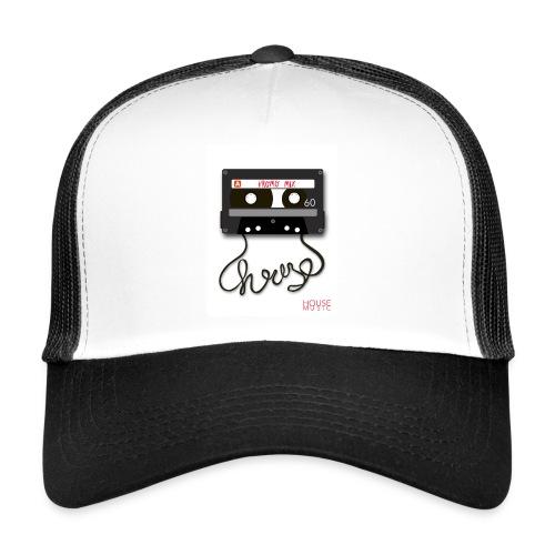 Cesette House Music - Trucker Cap