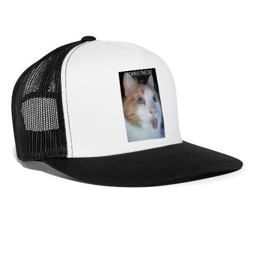 TOFFO THE CAT - Trucker Cap