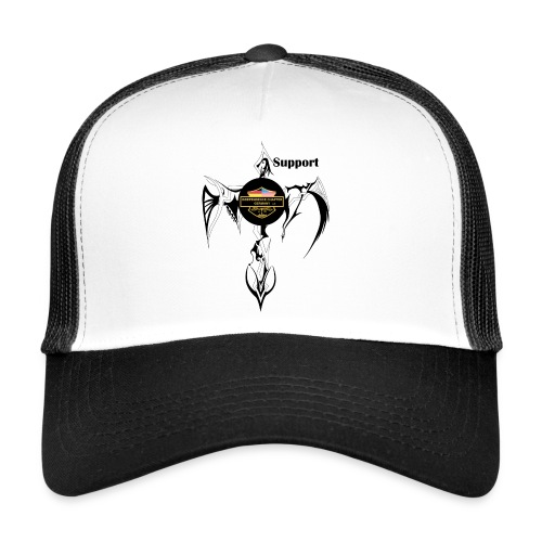 Support Indis Art Tattoo - Trucker Cap