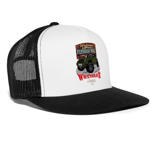 WRANGLER Rubicon Trail - Gorra de camionero