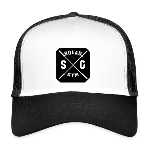 Gym squad t-shirt - Trucker Cap