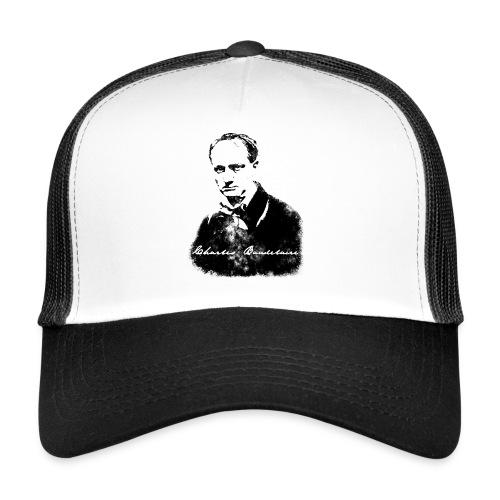 Charles Baudelaire - Trucker Cap