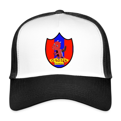 George The Dragon - Trucker Cap