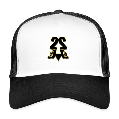 2J logo - Trucker Cap