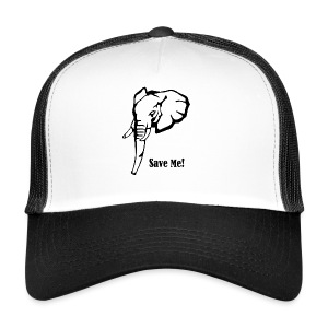 Save Me! - Trucker Cap