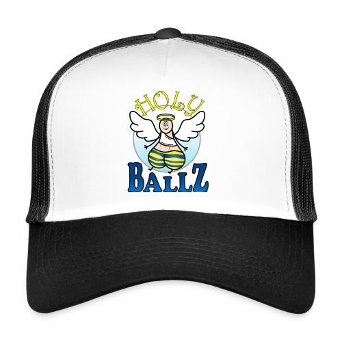Holy Ballz Charlie - Trucker Cap