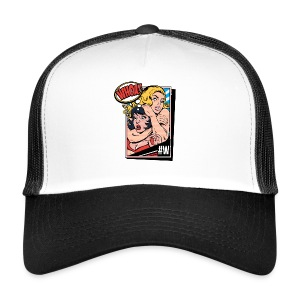 WHOATV OFFICIAL - Trucker Cap