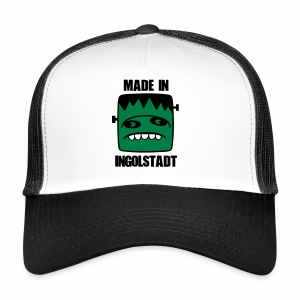 Fonster made in Ingolstadt - Trucker Cap