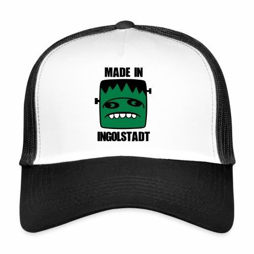 Fonster made in Ingolstadt - Trucker Cap