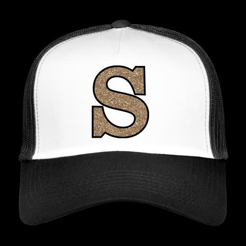 Girls S For Sonnit Golden Sparkle - Trucker Cap