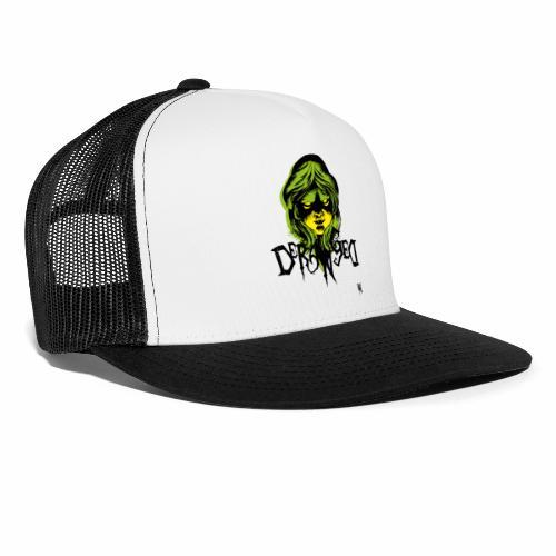 DerangeD - Tattoo Metal Horror Vampire - Trucker Cap