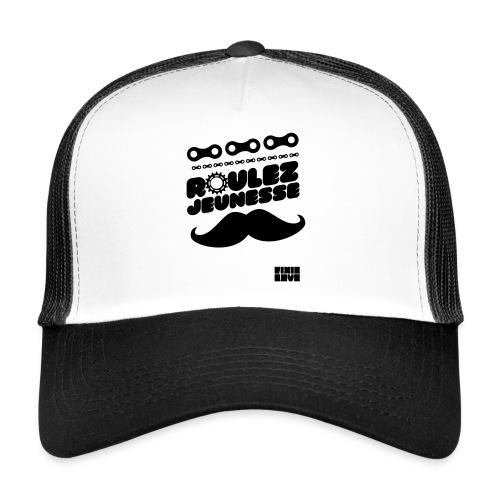 tee-shirt fixie - Trucker Cap