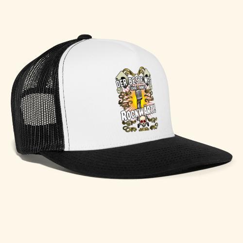 Rock Music Shirt ROCKWÄRTS - Trucker Cap