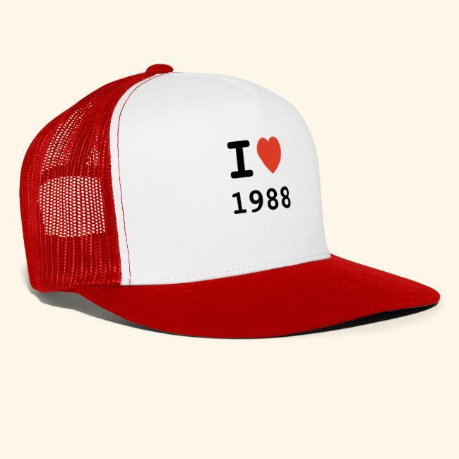 I Love 88 b 001