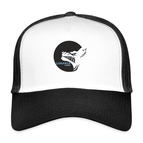 Lunaria_Logo tete pleine - Trucker Cap