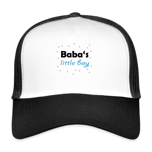 Baba's litte boy Babybody - Trucker Cap