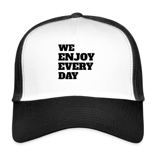 Enjoy - Trucker Cap