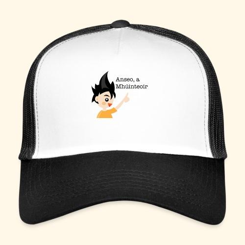 anseo, a mhúinteoir - Trucker Cap