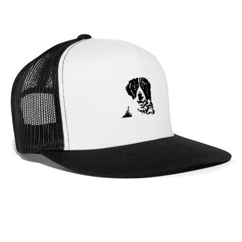 Barry - St-Bernard dog - Trucker Cap