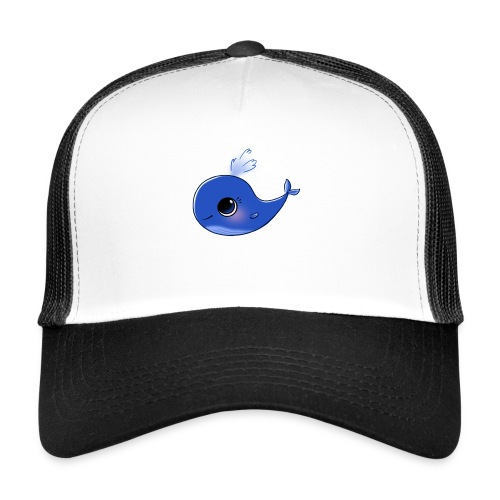 Mini Whale - Trucker Cap