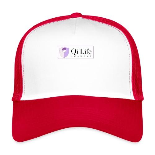 Qi Life Academy Promo Gear - Trucker Cap