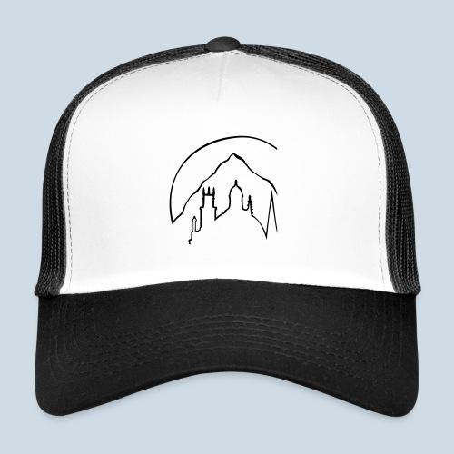 NewLogoPunkCorner - Trucker Cap