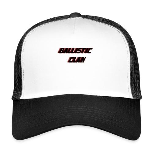 BallisticClan - Trucker Cap