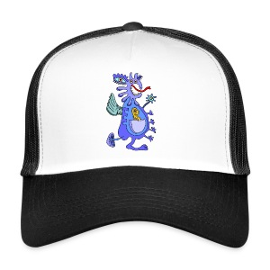Blue Dragon - Trucker Cap