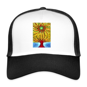 Green Sun - Trucker Cap