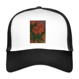 Flower 6 - Trucker Cap
