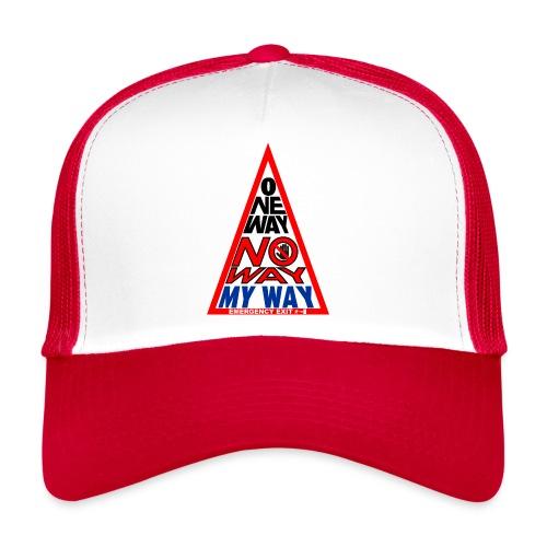 No way - Trucker Cap