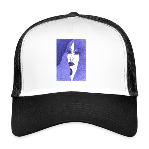 Blue - Trucker Cap