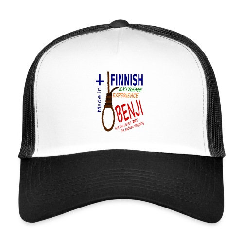 FINNISH-BENJI - Trucker Cap