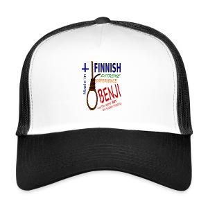 FINNISH-BENJI - Trucker Cap
