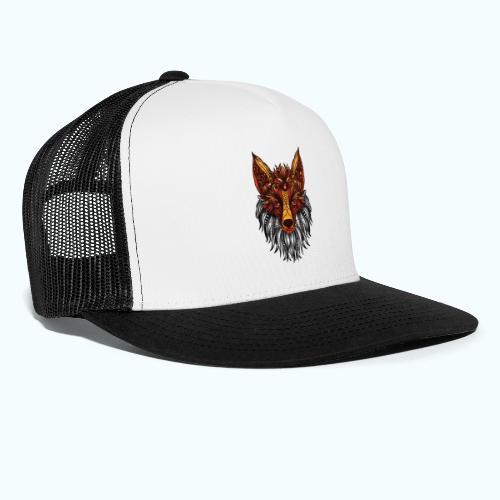 Mandala Fox - Trucker Cap