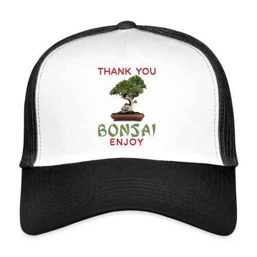 Dziękuję Ci Bonsai - Trucker Cap