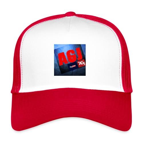 AGJ Nieuw logo design - Trucker Cap