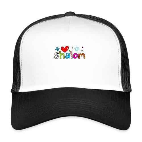 Shalom II - Trucker Cap