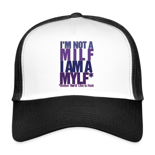 MYLF - Trucker Cap
