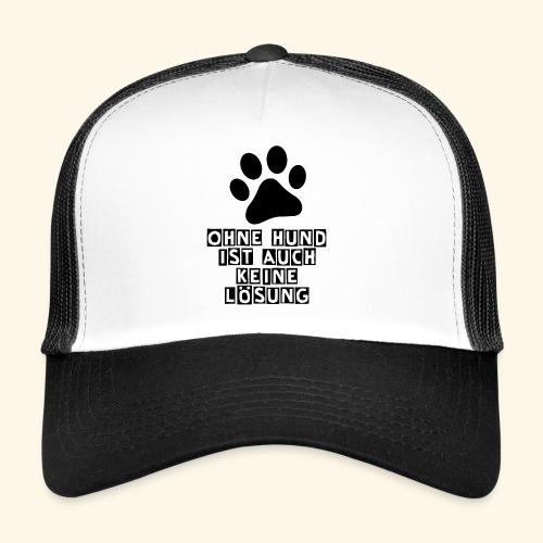 Accessoires für Hundefreunde - Trucker Cap