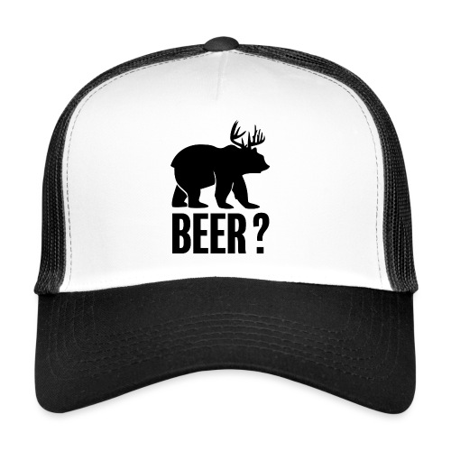 Beer - Trucker Cap